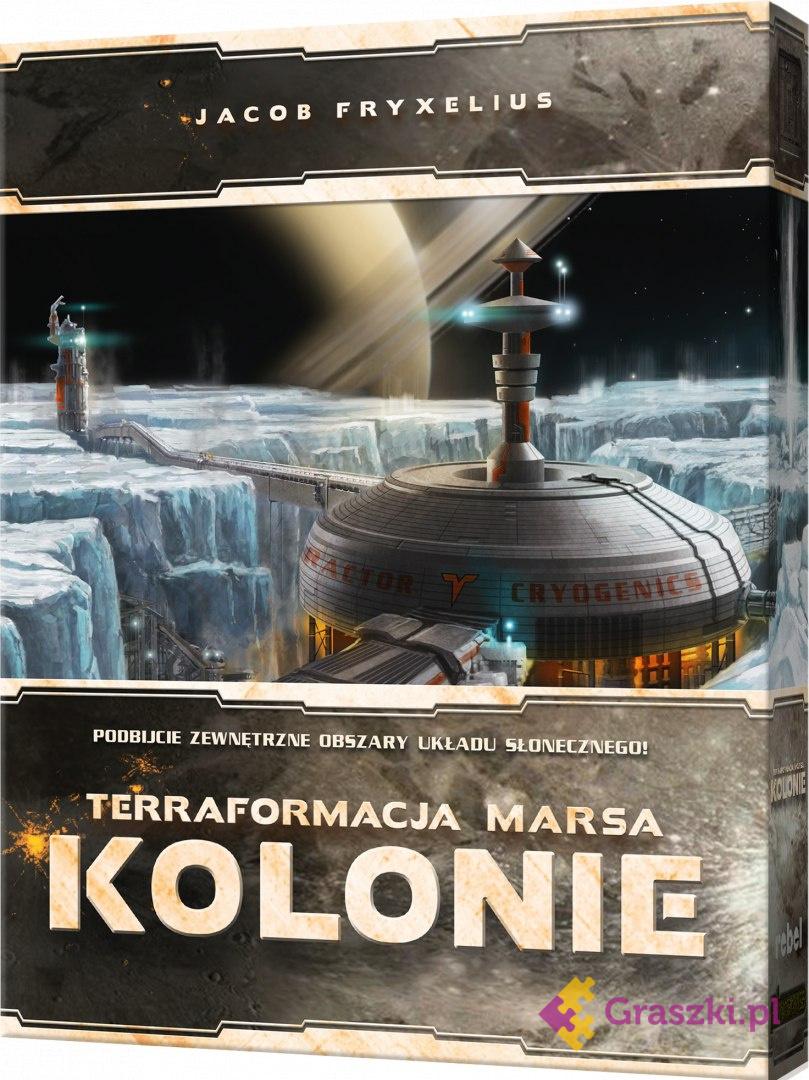 Terraformacja Marsa: Kolonie | Rebel